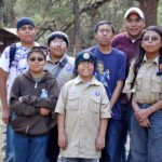 Eve's Fund Boy Scout Troop 928 Makes Their Mark