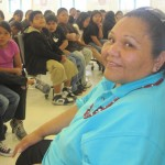 Spotlight on ThinkFirst Navajo's VIP Cecelia Fred