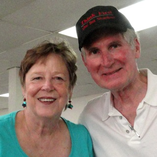Bob Crowell and <br>Barbara Crowell Roy