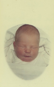 Eve Crowell's newborn picture