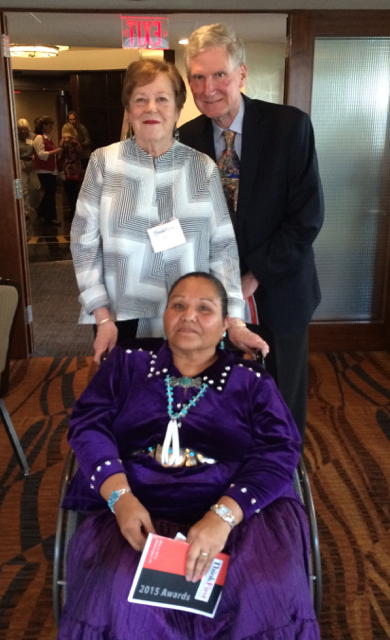 Think First Navajo Named 2015 Chapter of the Year