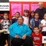 Free to You… Amazon donates to Eve's Fund… Navajo kids smile!